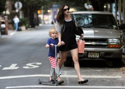 Liv Tyler And Son Milo Enjoy The Gorgeous NYC Weather