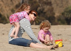 Marcia Cross Didn't Tell Daughters About Their Dad's Cancer