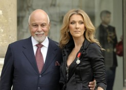 Celine Dion Names Her Twins!