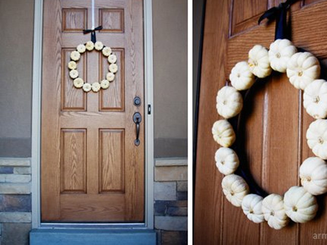 DIY Fall Wreath Inspiration
