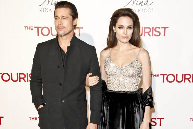 Vote For Your Favorite Angelina Jolie Red Carpet Look
