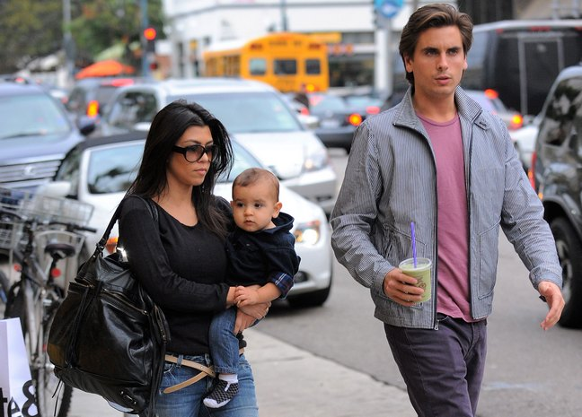 Kourtney Kardashian talks co-sleeping