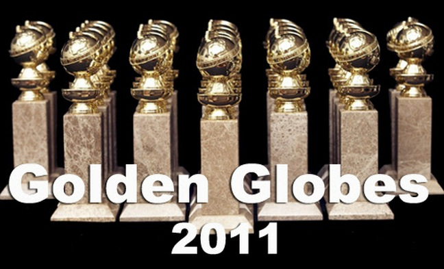 2011 Golden Globe Winners List And Red Carpet Fashions