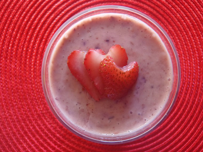 Valentine's Day Smoothie1