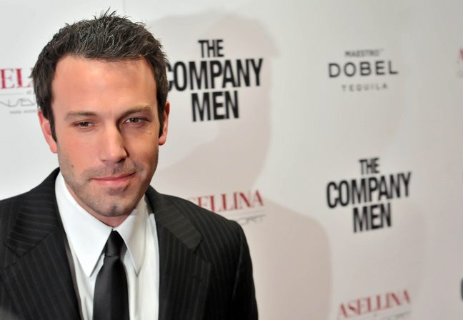 Ben Affleck, suit, movie premiere
