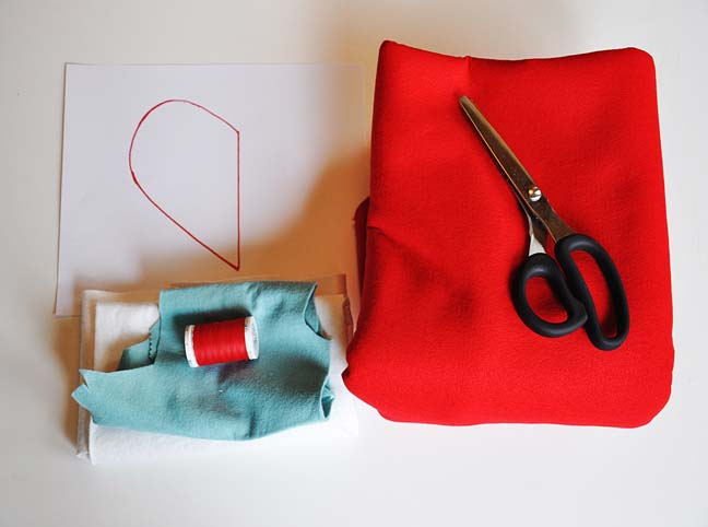 HEART BAG SUPPLIES
