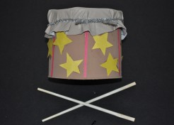 DIY American History Civil War Drum Project
