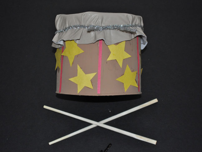 DIY AmHistDrumProject-finished