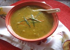 Vegetable Melange Soup