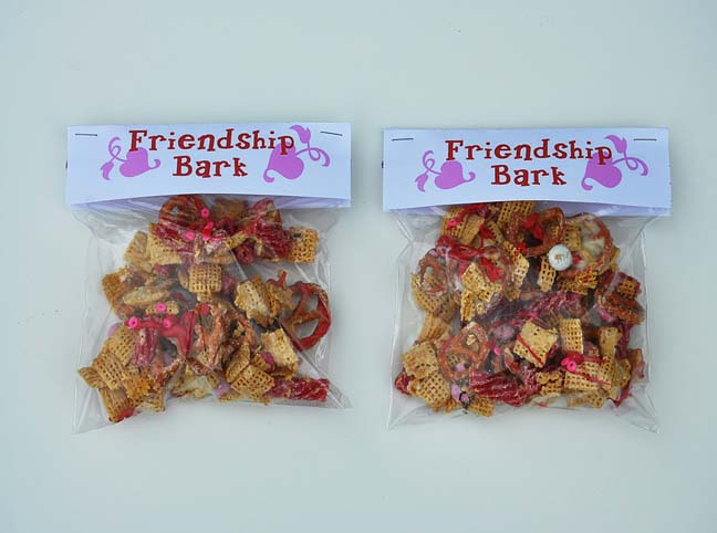FRIENDSHIP BARK