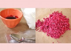 How to Color Your Own Decorating Sugar – Naturally!