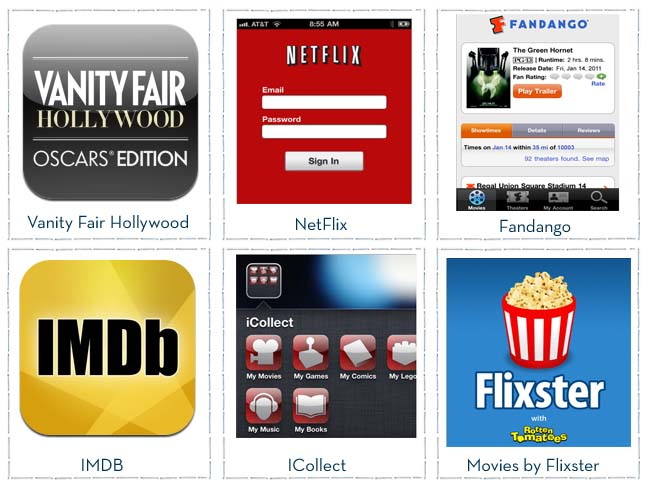 APPS FOR MOVIES