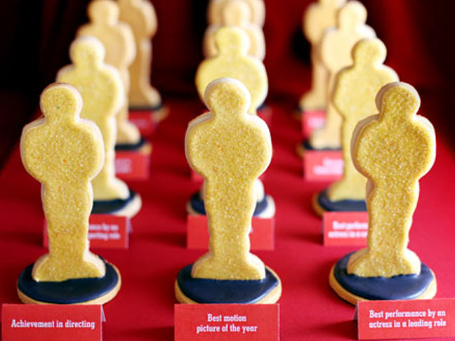 BAKERELLA OSCARS PARTY COOKIES