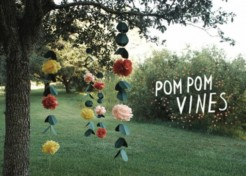 DIY Pom Pom Round Up-Part 2