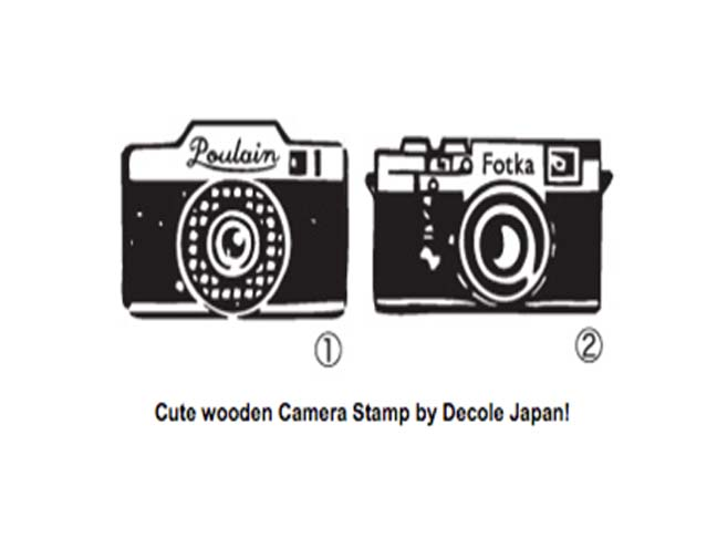 CAMERA STAMPS