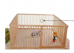 Wooden Playpens by AOSOM Recalled