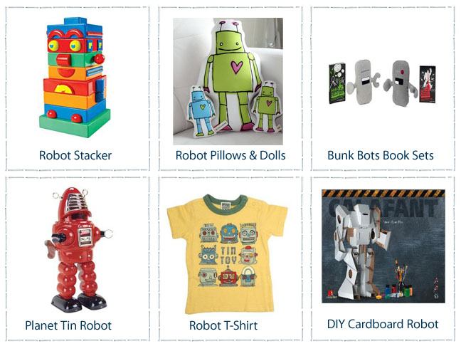 ROBOT GIFT GUIDE