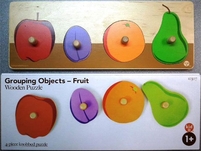 Wooden Puzzles Recalled