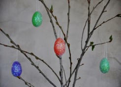 Sparkle Egg Tree