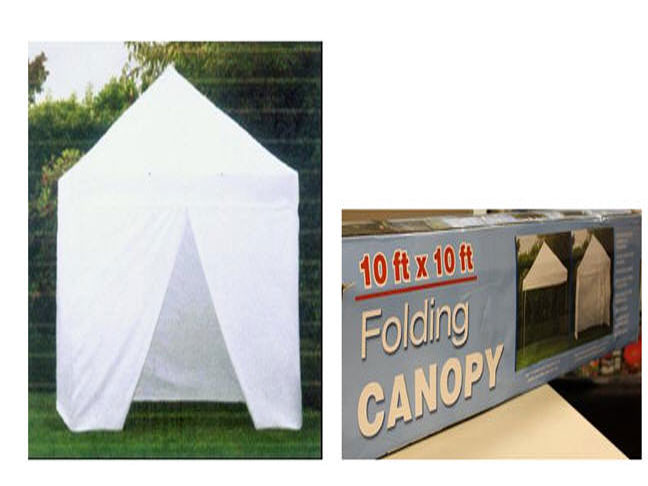 Active Leisure Folding Canopy Tents Recalled