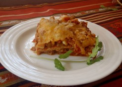Cinco de Mayo Mexican Lasagna Recipe