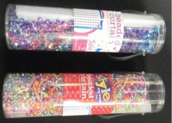Decorative Beaded Curtains Recalled