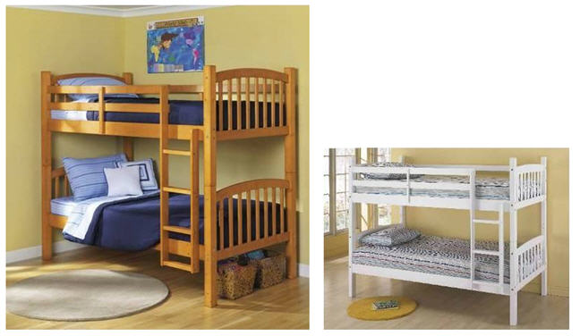dorel asia bunk bed reviews 1
