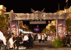 Photo Gallery: 'Pirates Of The Caribbean: On Stranger Tides' World Premiere At Disneyland