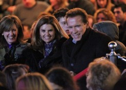 Maria Shriver And Arnold Schwarzenegger Split