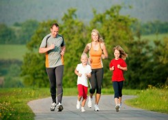 Get The Family Moving-Exercise For The Whole Family