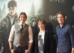 Movie Premiere Mania: Harry Potter, Monte Carlo, And More