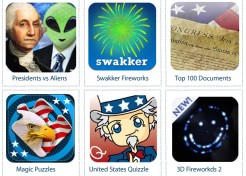 Top 6 Apps for 4th of July