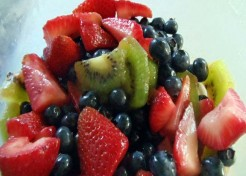 Smooth Fruits: Red, Green And Blue