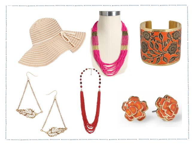 Fun Summer Accessories For Under $20