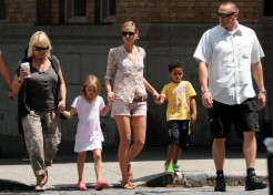 Heidi Klum Is Looking Forward To Summer In NYC With Her Family