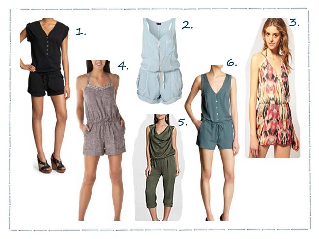 Can Mums Pull Off A Romper?