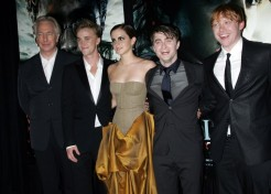 'Harry Potter And The Deathly Hallows Part 2' Premieres In NYC
