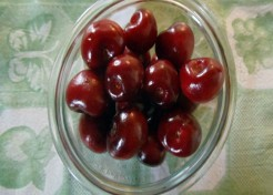How to Make Cherry Baby Food
