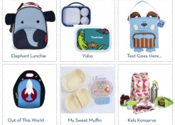 Top 6 Lunchboxes For Back To School