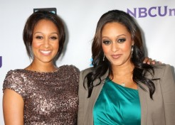 New Mom Tia Mowry Dishes On The Surprises Of Motherhood