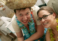 Host a Hawaiian Luau