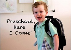 3 Steps to Starting Preschool Off Right