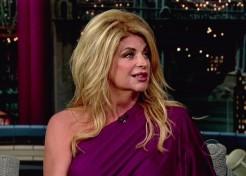 Kirstie Alley Dishes On Losing 100 Pounds
