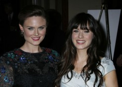 Emily Deschanel Is In Awe Of Her Pregnancy