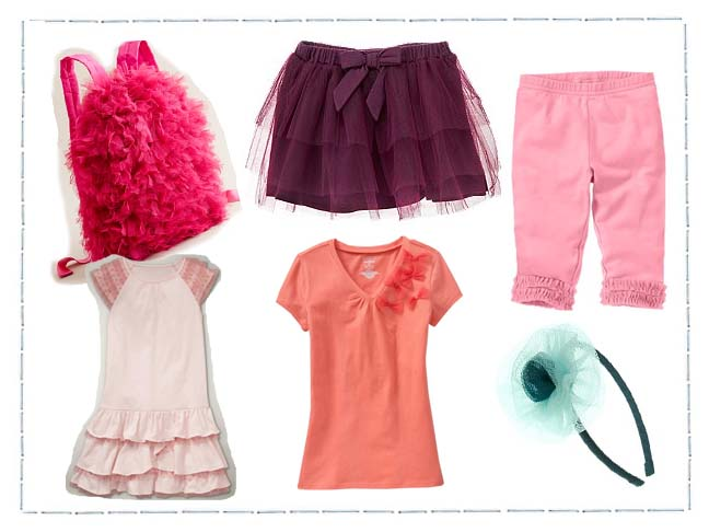 Little Girls Get Tulle Pretty This Season
