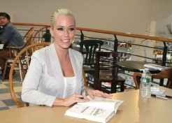 Kendra Wilkinson Promotes Her New Book