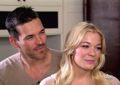 LeAnn Rimes Releases An Album And Talks About Being A Stepmom