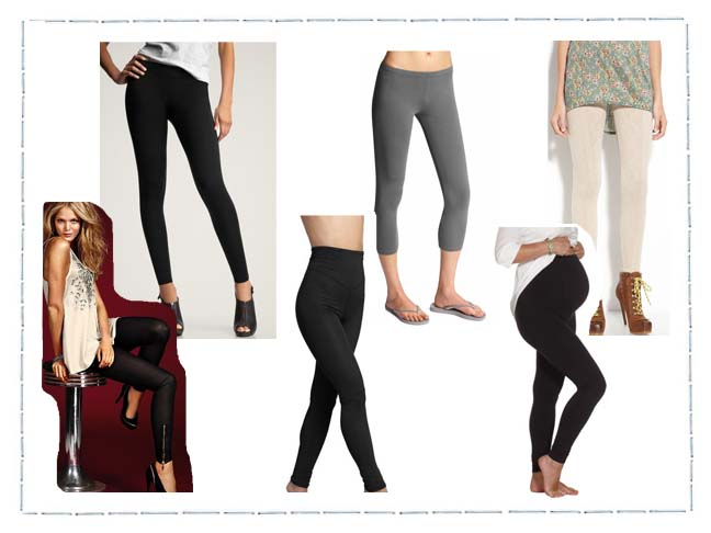 Fall Essentials: Leggings