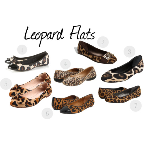 Fall Must Have: Leopard Flats!