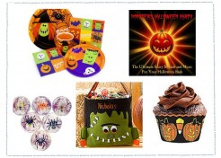 Cool Ideas for Your Kids' Halloween Party